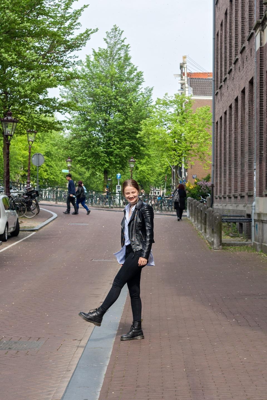 outfit, black, shirt, jacket H&M, choker, ootd