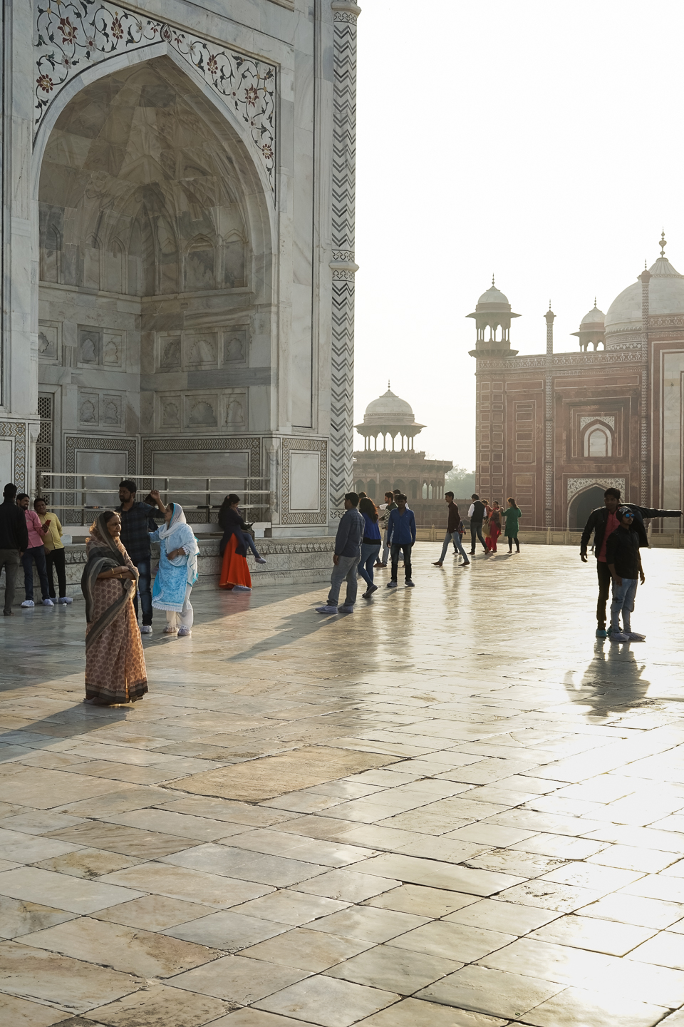 India, Agra, Taj Mahal, travel, architecture
