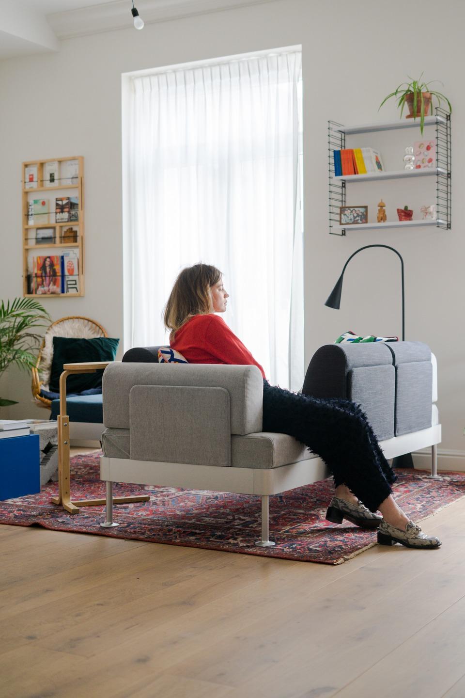 IKEA, Delaktig, interior, sofa, Tom Dixon