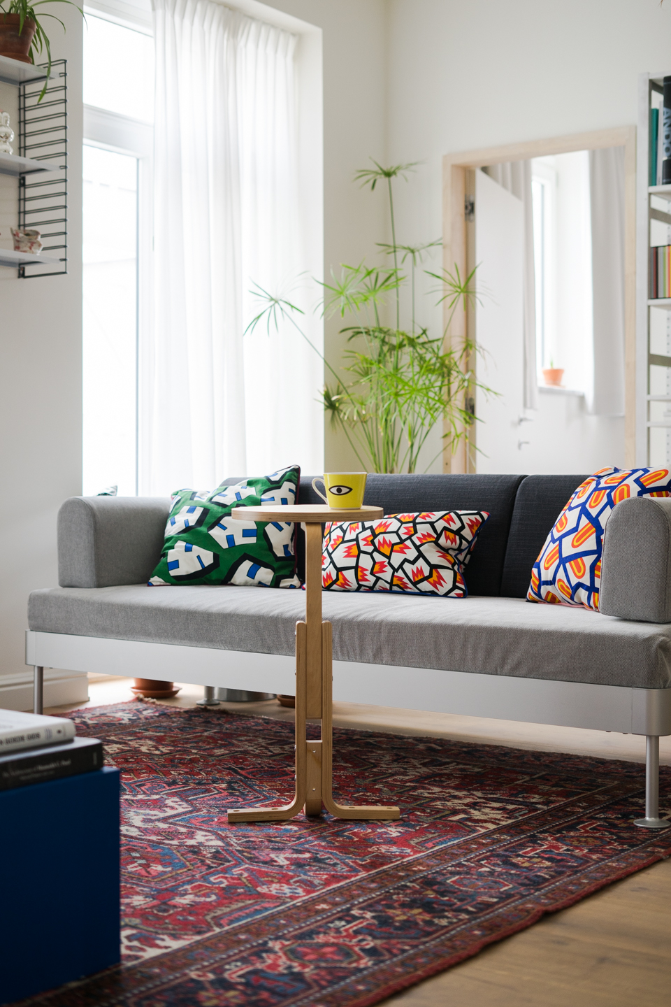 IKEA, Delaktig, interior, sofa, Tom Dixon