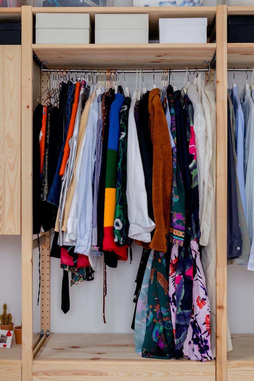 IKEA, Ivar, Ikea Hack, bedroom, wardrobe, interior, Thank god it's
