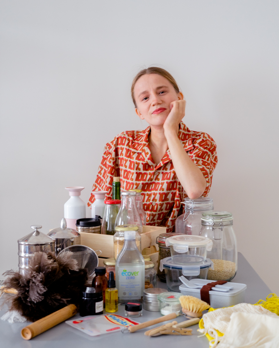 Zero waste, eco consulting, Astrid Nieuwborg, Thank God It's